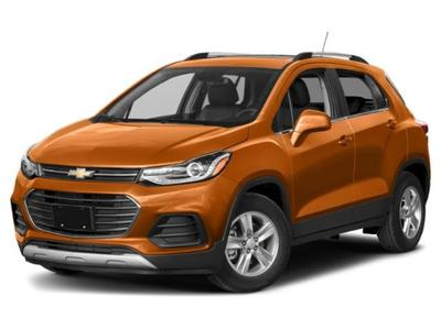 new 2019 Chevrolet Trax car, priced at $17,990