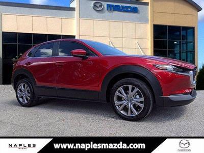 new 2020 Mazda CX-30 car