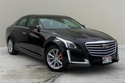 used 2018 Cadillac CTS car, priced at $32,784