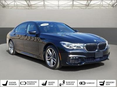 used 2016 BMW 750 car, priced at $42,950