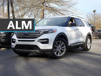 used 2020 Ford Explorer car, priced at $36,477