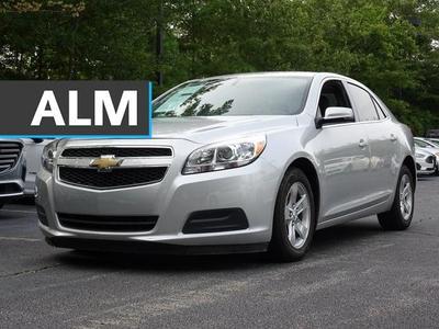 used 2013 Chevrolet Malibu car