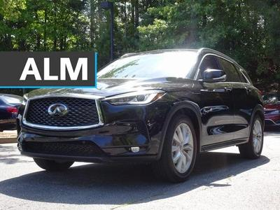 used 2019 INFINITI QX50 car, priced at $29,488