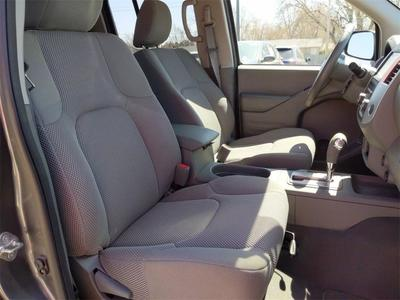 used 2019 Nissan Frontier car, priced at $28,998