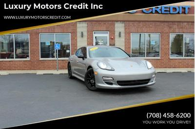 used 2011 Porsche Panamera car, priced at $27,952