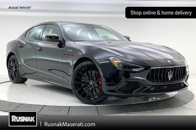 new 2021 Maserati Ghibli car, priced at $116,285