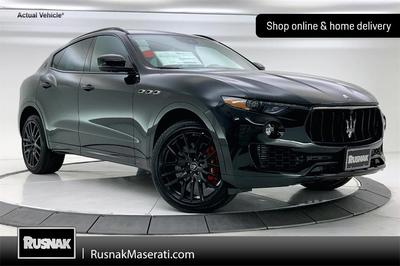 new 2020 Maserati Levante car, priced at $102,785