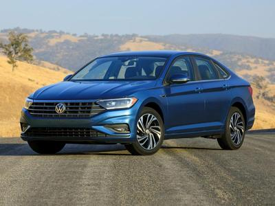 new 2021 Volkswagen Jetta car, priced at $18,558