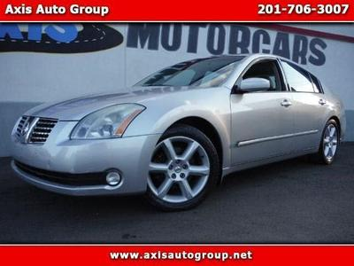 used 2005 Nissan Maxima car, priced at $8,900