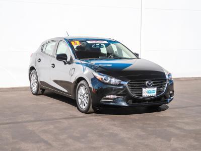 used 2017 Mazda Mazda3 car, priced at $15,285