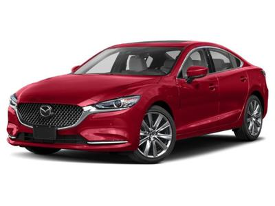new 2020 Mazda Mazda6 car, priced at $36,165