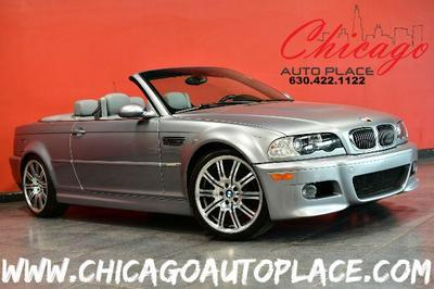 used 2005 BMW M3 car, priced at $14,888