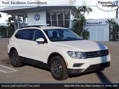 new 2021 Volkswagen Tiguan car, priced at $24,415