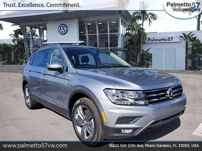 new 2021 Volkswagen Tiguan car, priced at $31,540