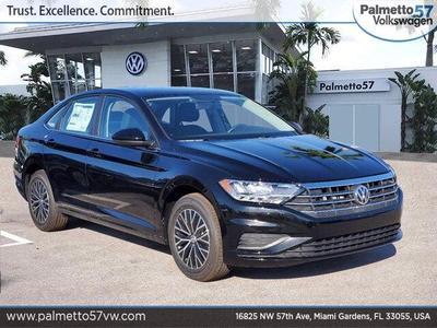 new 2021 Volkswagen Jetta car, priced at $19,488