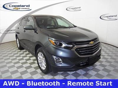 used 2018 Chevrolet Equinox car, priced at $15,741