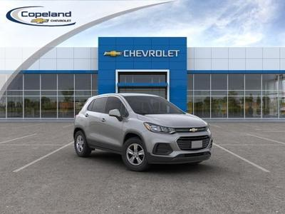 new 2020 Chevrolet Trax car, priced at $14,744