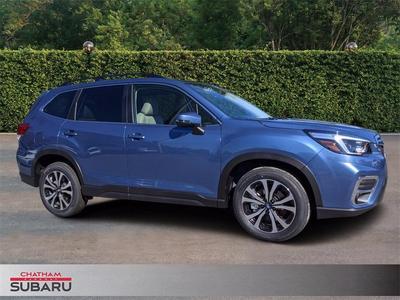 new 2021 Subaru Forester car