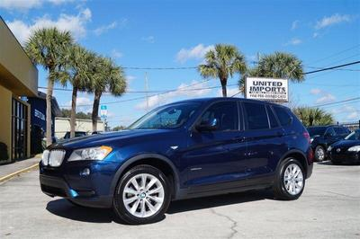 used 2013 BMW X3 car, priced at $10,770