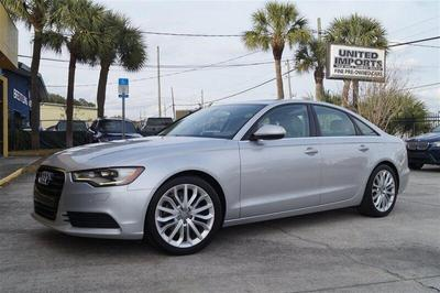 used 2013 Audi A6 car, priced at $12,650