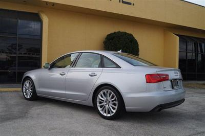 used 2013 Audi A6 car, priced at $11,650
