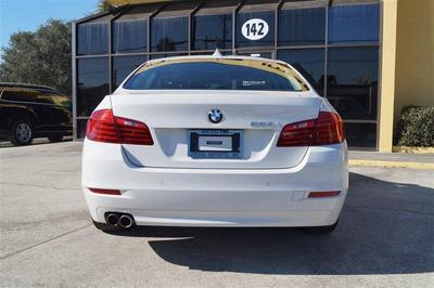used 2016 BMW 528 car, priced at $15,980