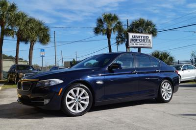 used 2012 BMW 528 car, priced at $8,950