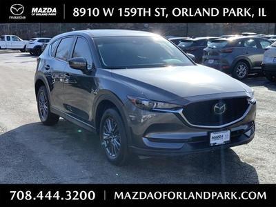 used 2020 Mazda CX-5 car, priced at $27,995