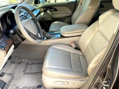 used 2012 Acura MDX car, priced at $16,995