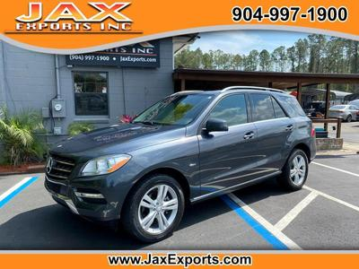 used 2012 Mercedes-Benz M-Class car, priced at $15,995