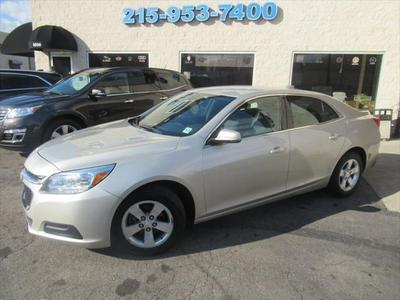 used 2016 Chevrolet Malibu Limited car, priced at $8,995