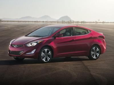 used 2016 Hyundai Elantra car, priced at $9,995
