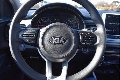 new 2021 Kia Rio car, priced at $17,631