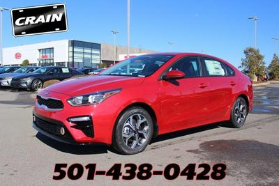 new 2021 Kia Forte car, priced at $19,945