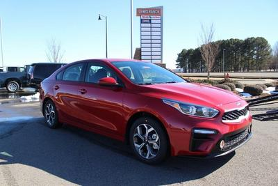 new 2021 Kia Forte car, priced at $18,195