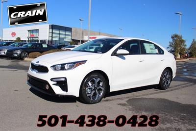 new 2021 Kia Forte car, priced at $19,677