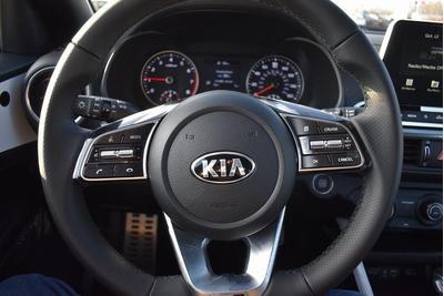 new 2021 Kia Forte car, priced at $18,282