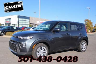 new 2021 Kia Soul car, priced at $19,554