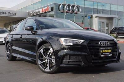 new 2020 Audi A3 car, priced at $38,345