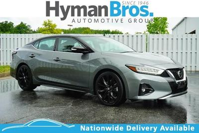 used 2019 Nissan Maxima car, priced at $32,495