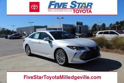 new 2021 Toyota Avalon Hybrid car, priced at $45,571