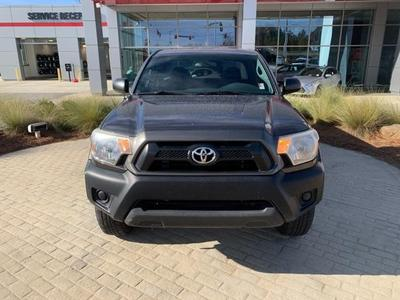 used 2013 Toyota Tacoma car, priced at $15,500