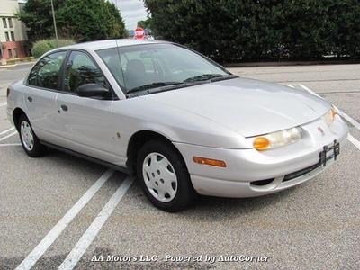 used 2001 Saturn SL car, priced at $2,299