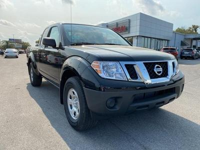 new 2021 Nissan Frontier car