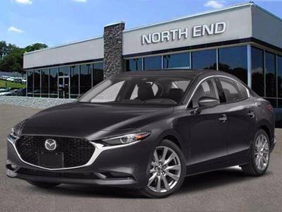 new 2021 Mazda Mazda3 car, priced at $28,929
