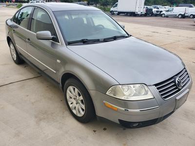 used 2002 Volkswagen Passat car, priced at $3,750