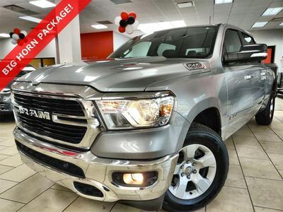 used 2019 Ram 1500 car, priced at $38,895