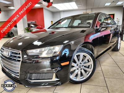 used 2019 Audi A4 car, priced at $30,985