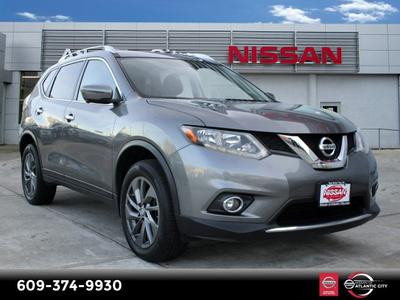 used 2016 Nissan Rogue car, priced at $18,598