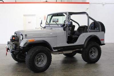 used 1974 Jeep CJ-5 car, priced at $42,999